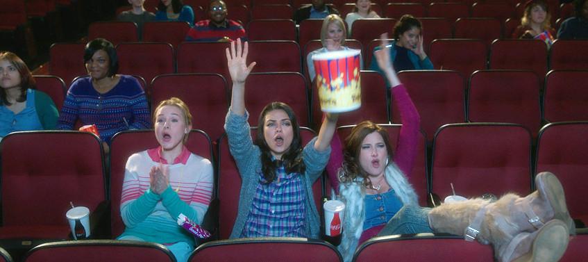 Mila Kunis,  Kristen Bell,  Kathryn Hahn3