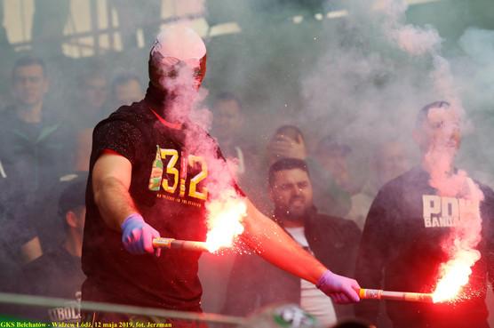 GKS Bełchatów - Widzew Łódź (103).jpg