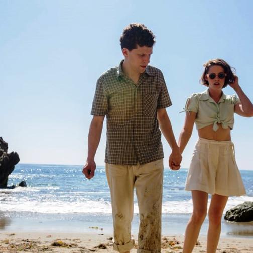 Kristen Stewart oraz Jesse Eisenberg