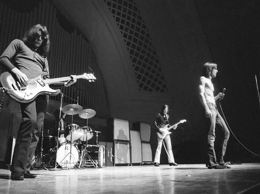 Gimme Danger (c) Tom Copi Stooges Hill Auditorium Ann Arbor MI 1970 37
