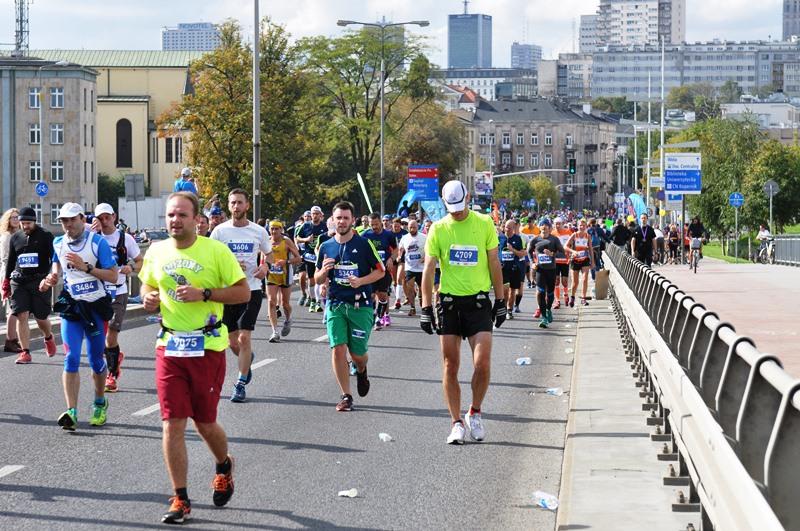 Maraton Warszawski (214)