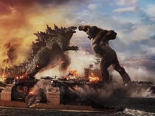 """Godzilla kontra Kong"" – tytani (ocena 4/10)"