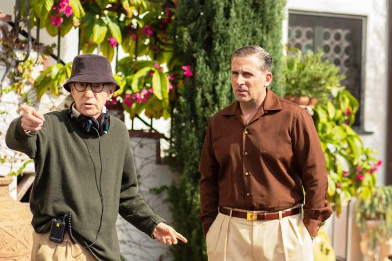 Woody Allen , Steve Carell