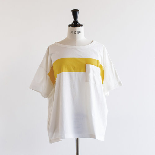 Cotton Border Print T-Shirts