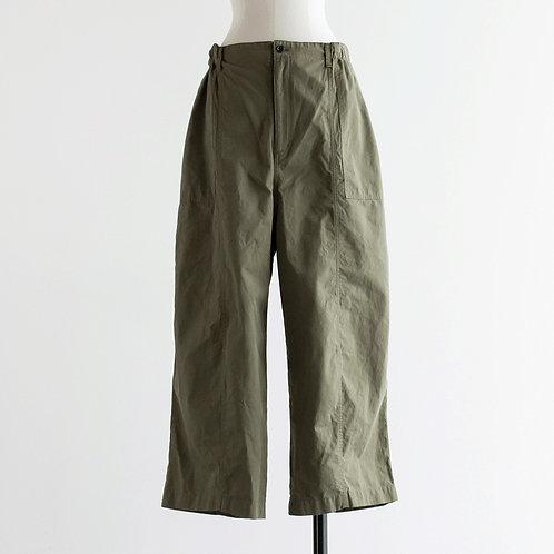Cotton Twill Baker Pants
