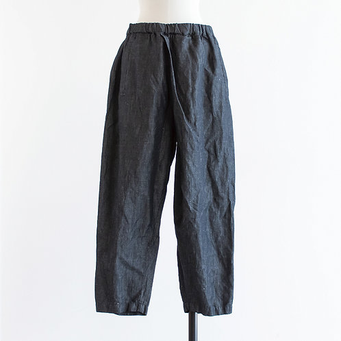 Linen Cotton Sarrouel Rap Pants