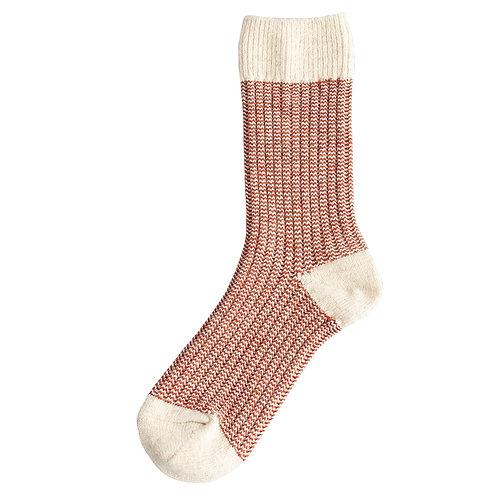 Wool Jacquard Socks
