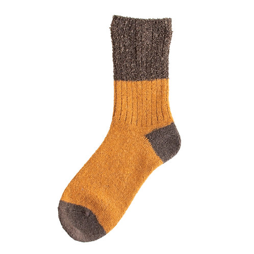 Switching Color Socks