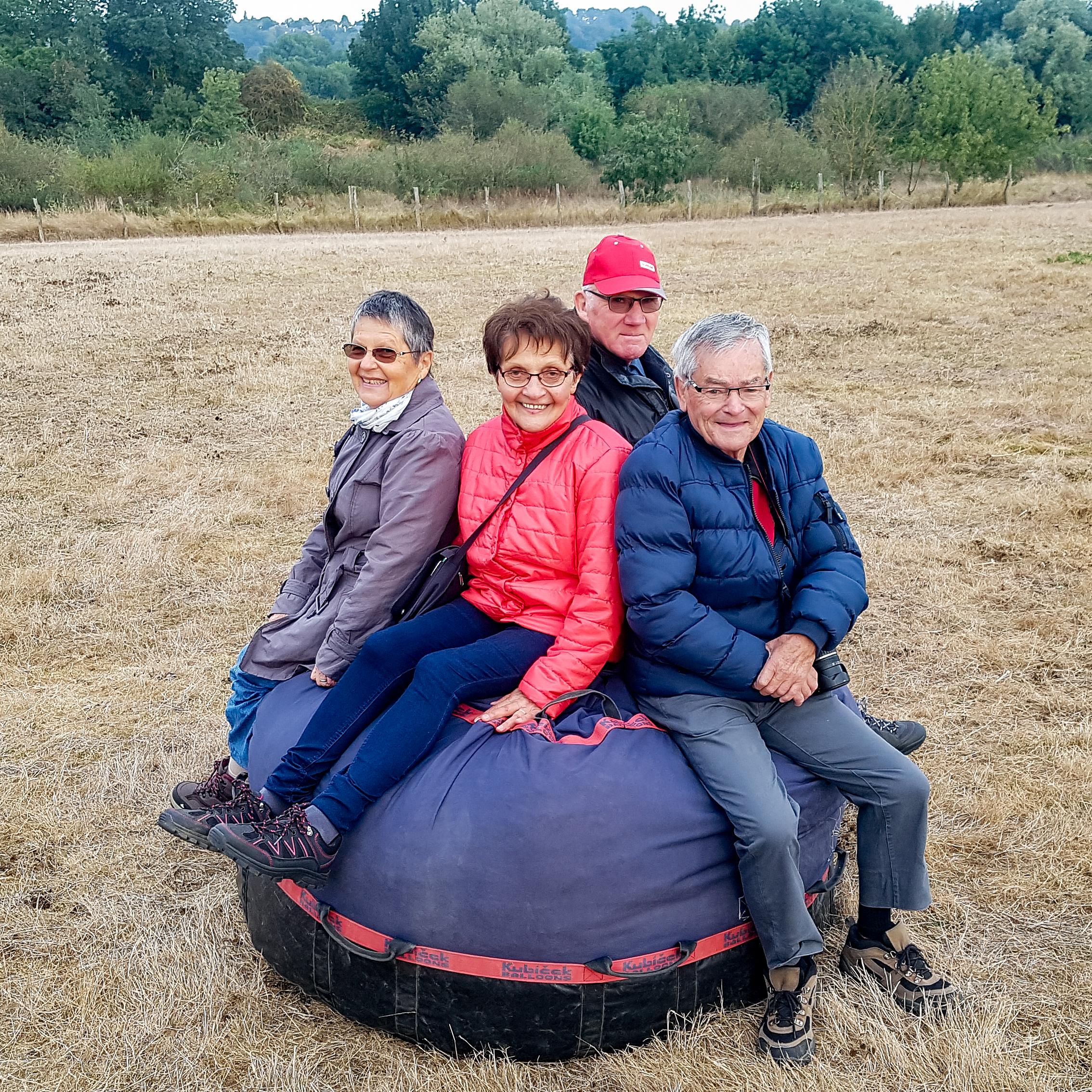 Ciel de Loire - Après le rangement
