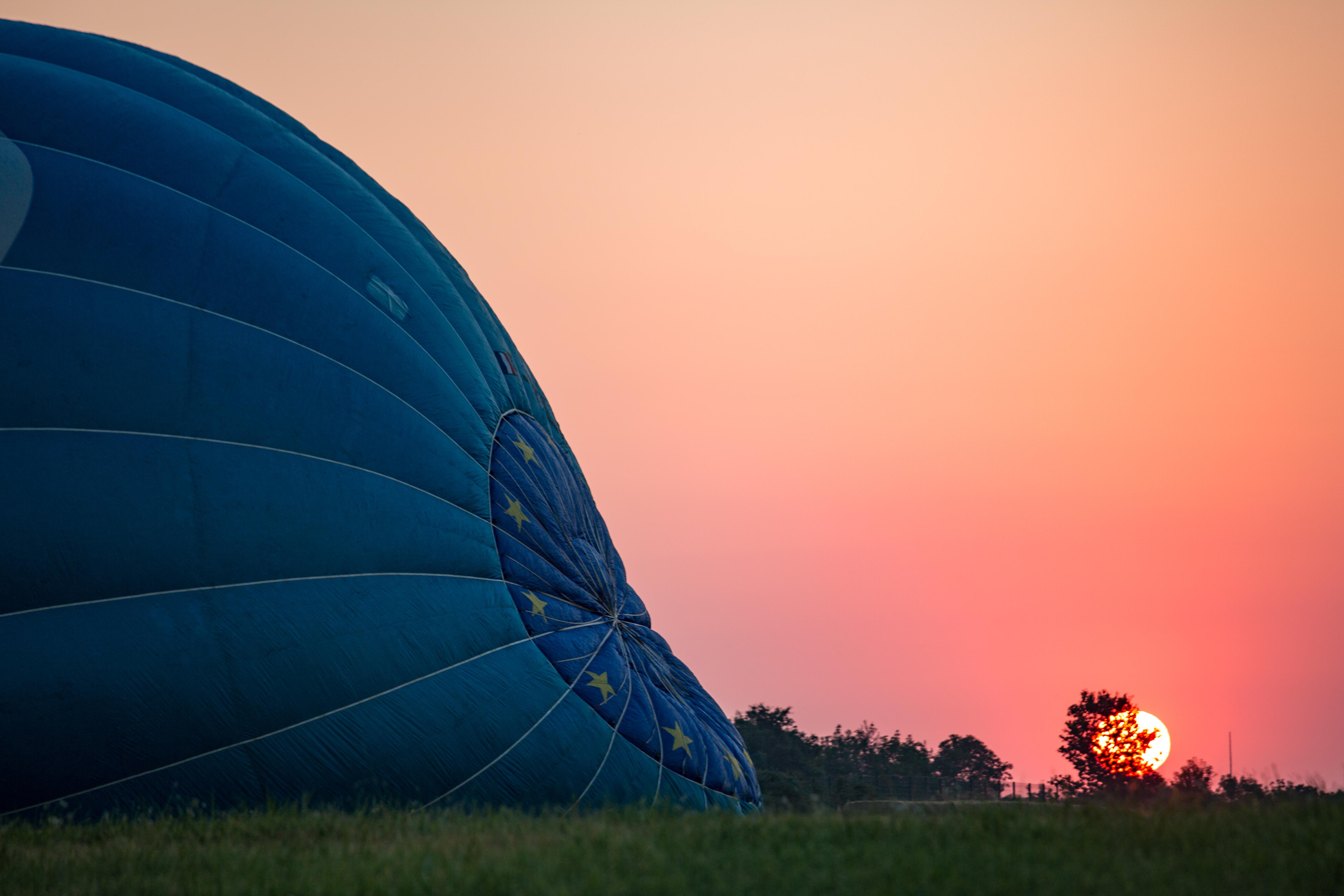 Ciel de Loire - Au lever du soleil