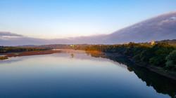 Ciel de Loire - La Loire à Oudon