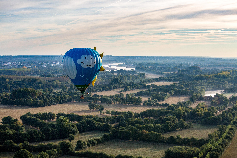 Ciel de Loire - Paysage