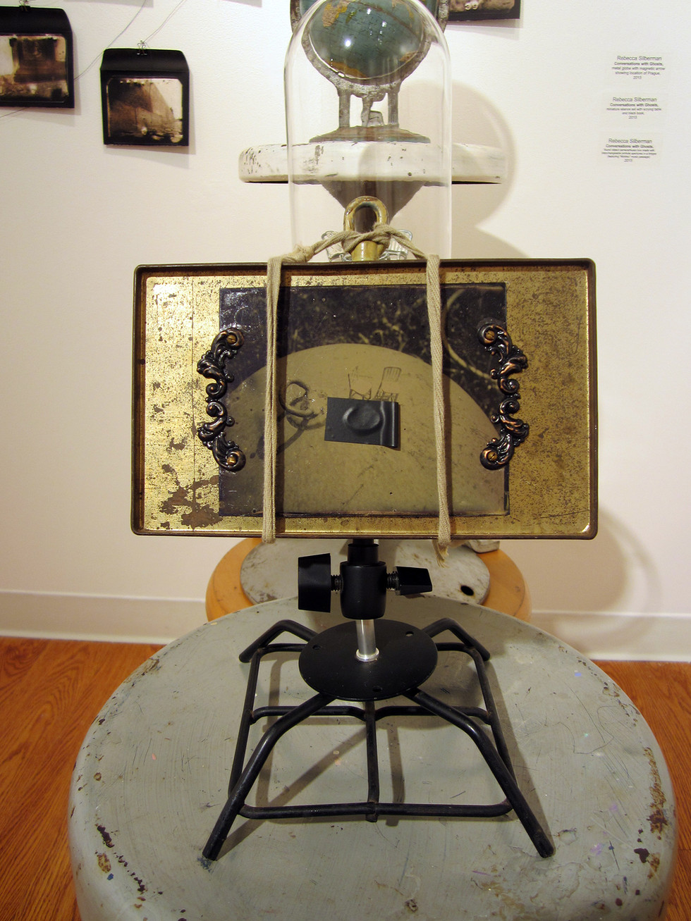 PASSAGE, (Dymph de Wild and Rebecca Silberman), New Image Gallery