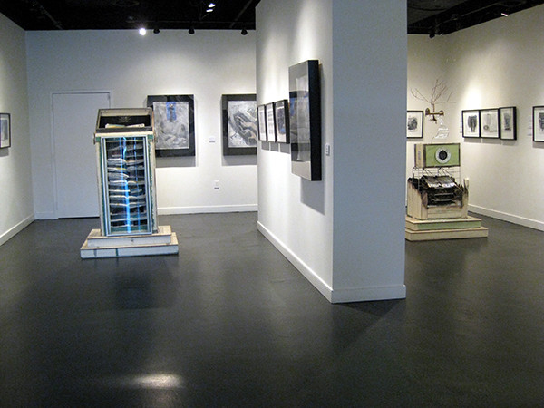 EVERYTHING IN ITS RIGHT PLACE, ArtGallery; Norfolk, VA; 2010