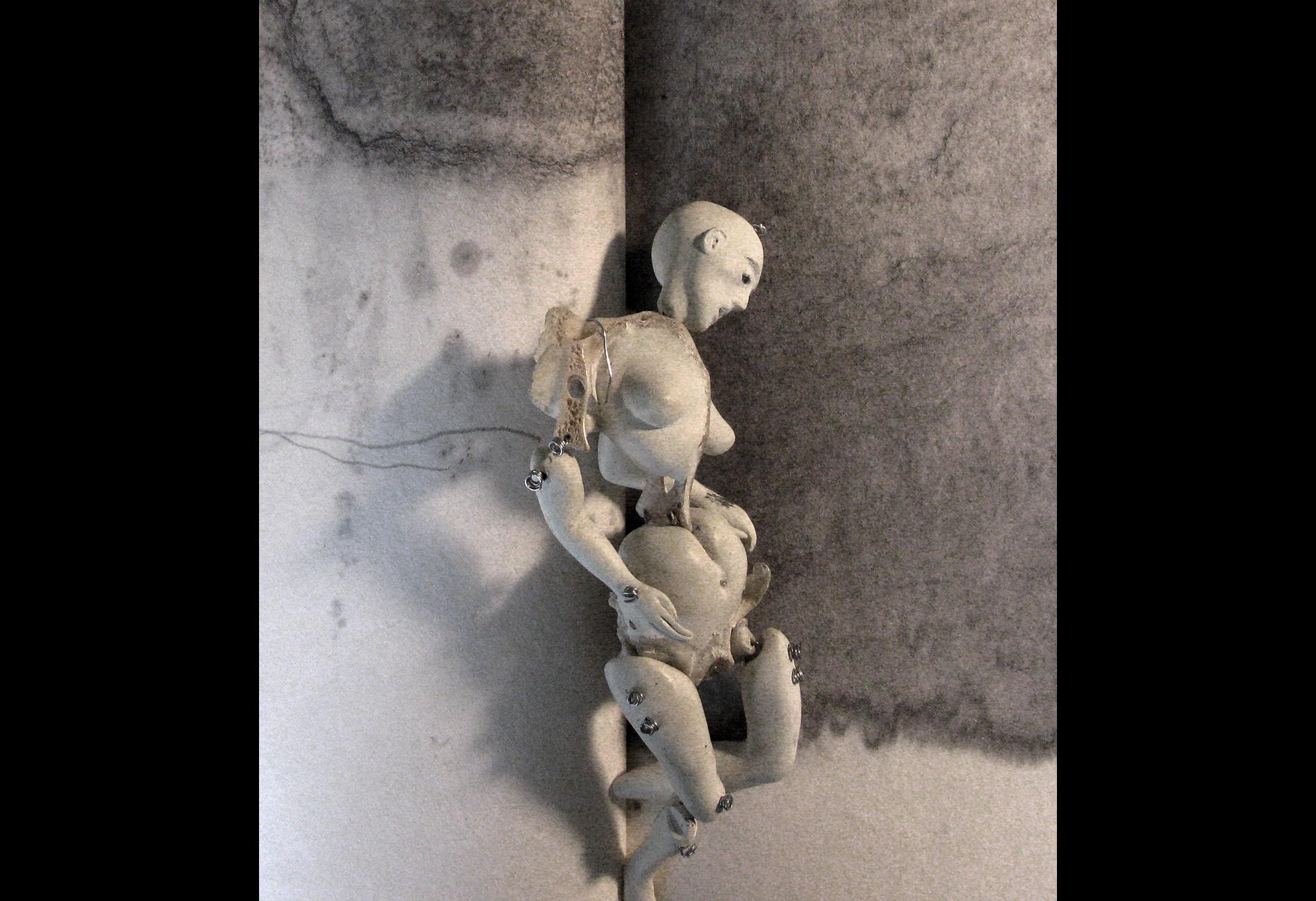 FIRMAMENT, bone doll detail