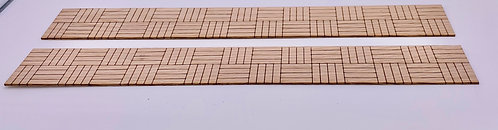 Square Tile Flooring (4 pieces)