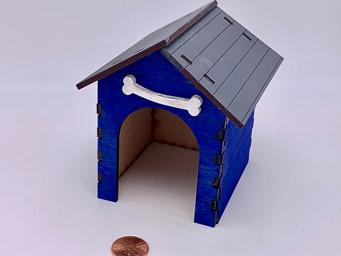 Miniature Dog house kit