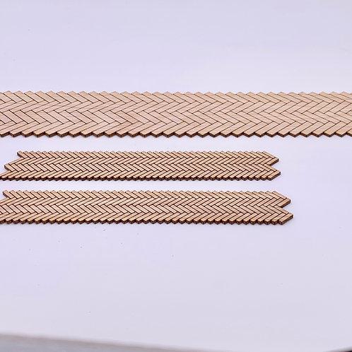 Parquet Flooring (4 pieces)