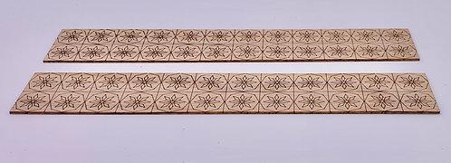 Sun Tile Flooring (4 pieces)