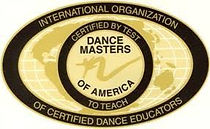 Dance Masters of American Logo
