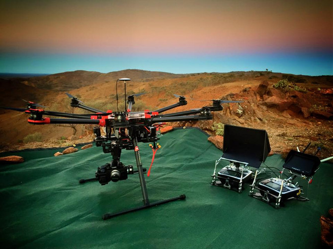 """Offroad Images announces our new product """"Kopterfilms"""""""