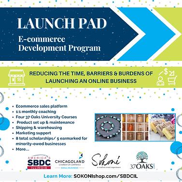 SOKONI Launch Pad- Il SBDC Chicagoland C