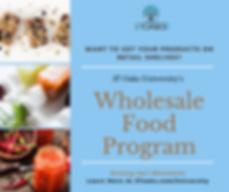 37 Oaks University- Wholesale Food Cohor