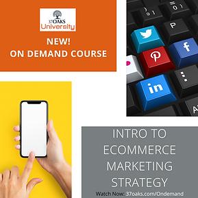 New On Demand_ Ecommerce Marketing Strat