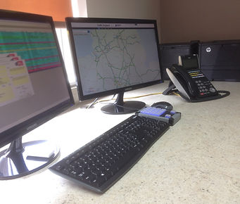 Red House Service Station (Control Room)