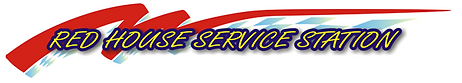 Red House Service Station Logo