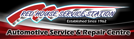 Red House Service Station - Service & Repair Centre Logo