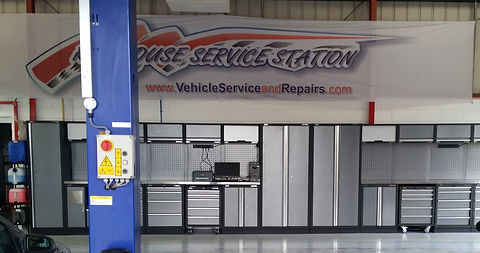 Red House Service Station - Service & Repair Centre
