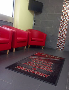 Red House Service Station - Waiting Room