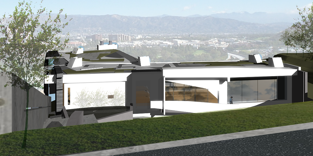 Hollywood Hillside Projects