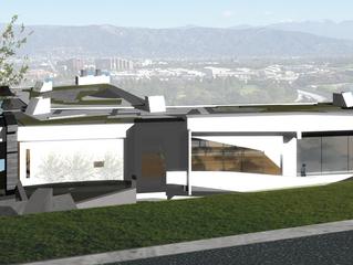 Hollywood Hillside- Mullholland Drive