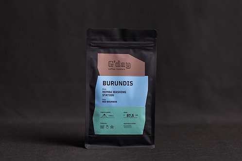 Burundis Nemba