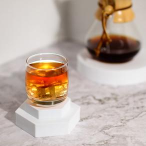 Gaivus kavos ir toniko kokteilis