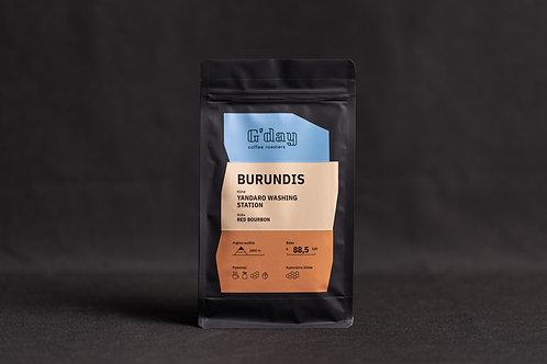 Burundis Yandaro