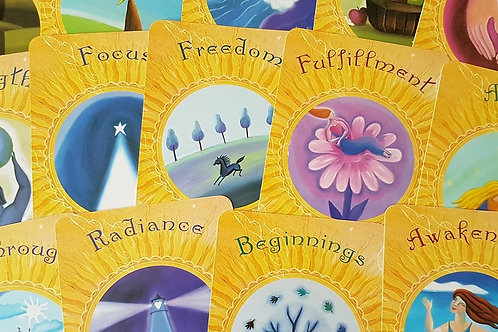 Soul Coaching Oracle Card Reading