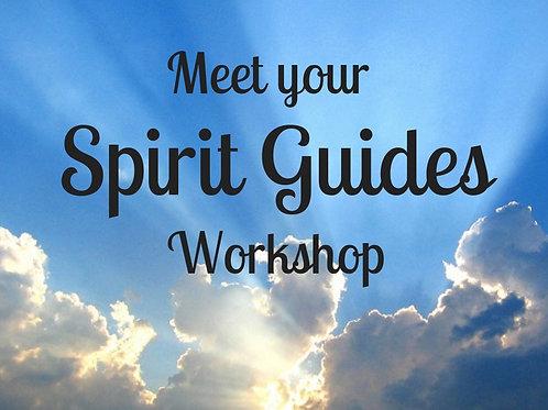 Meet Your Spirit Guides Workshop