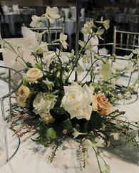 Loved doing these centrepieces for Julia