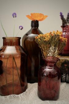 Apocathary Bottles