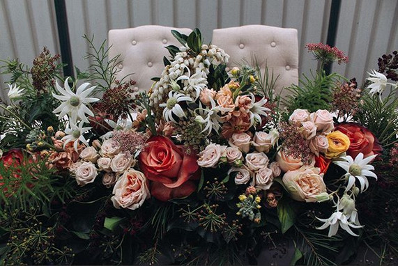 ~ How does your garden grow? ~ Bridal Ta