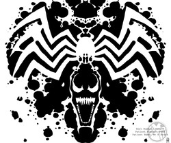Venom Rorschach.