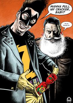 Zenith & Savage celebrate Christmas