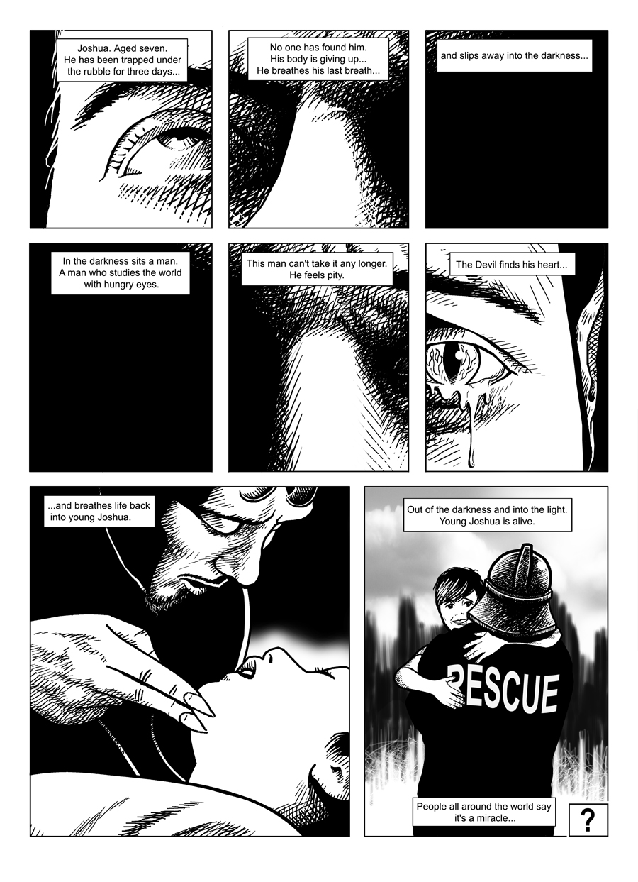 Better the Devil, y'know Page 2