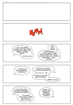 Whiteout Page 1