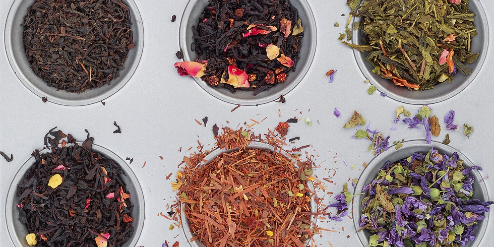 The Colorful World of Herbs