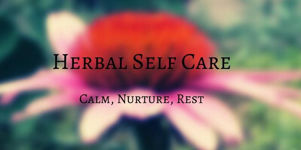 Herbal Self-Care
