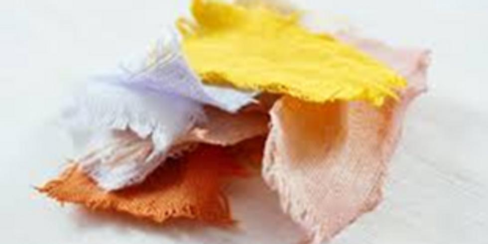 Herbal Palette: Dyer's Workshop